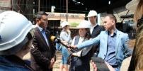 Казахстан сможет испытывать строительные конструкции других стран