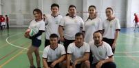 КазНИИСА на волейбольном турнире в честь 45-летия «КИТНГ»