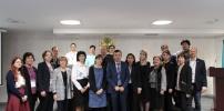 В КазНИИСА прошла рабочая встреча с делегацией из Германии по применению BIM-технологий