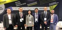 Международный форум в Сколково «Умные города для устойчивого развития»